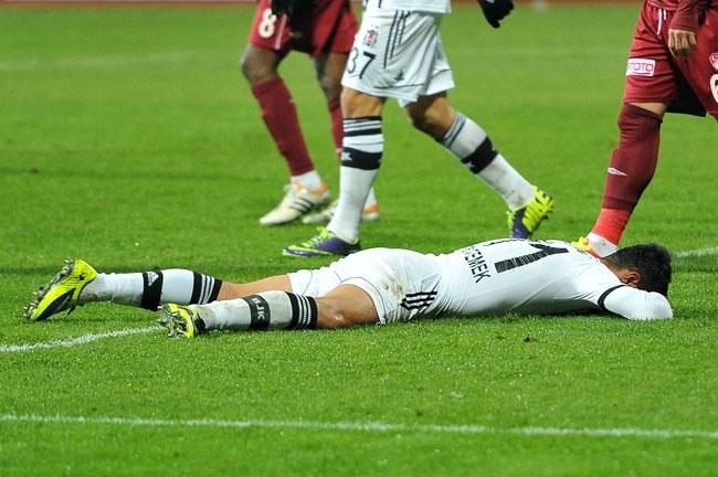 Beşiktaş 4 - Elazığspor 1 3