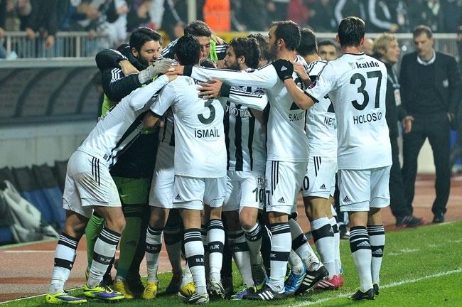 Beşiktaş 4 - Elazığspor 1 4