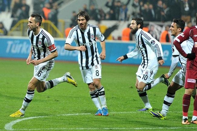 Beşiktaş 4 - Elazığspor 1 5