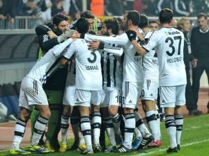 Beşiktaş 4 - Elazığspor 1