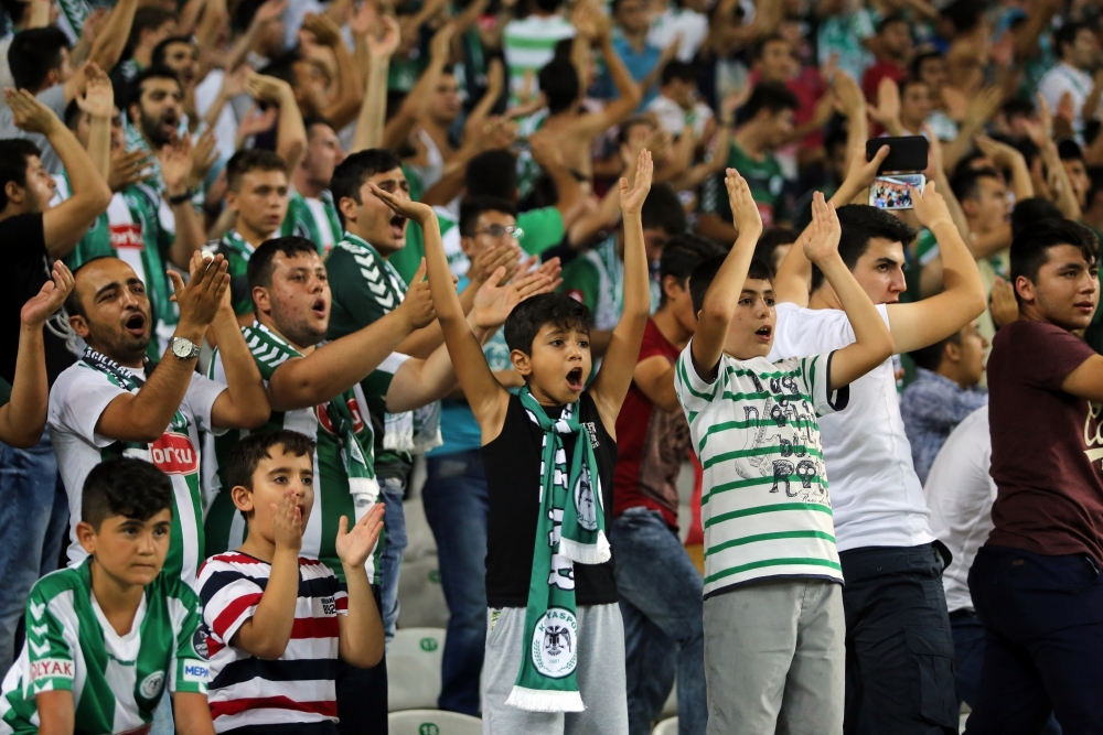 Torku Konyaspor-Akhisar Belediyespor: 1-1 11