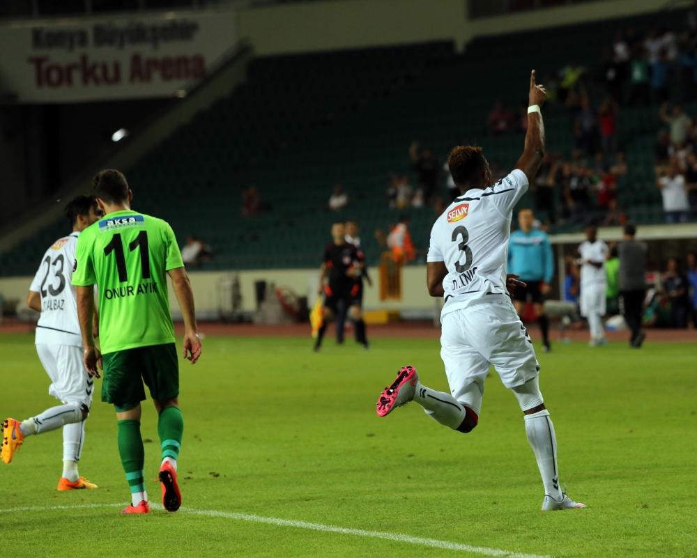 Torku Konyaspor-Akhisar Belediyespor: 1-1 19