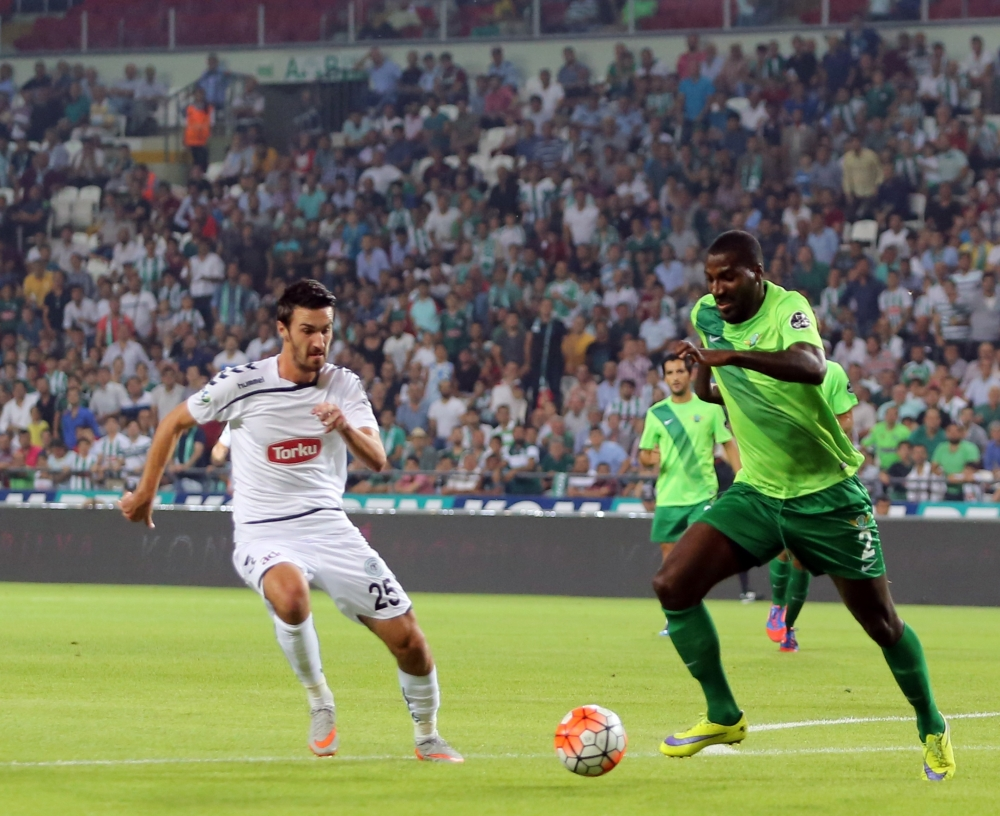 Torku Konyaspor-Akhisar Belediyespor: 1-1 20