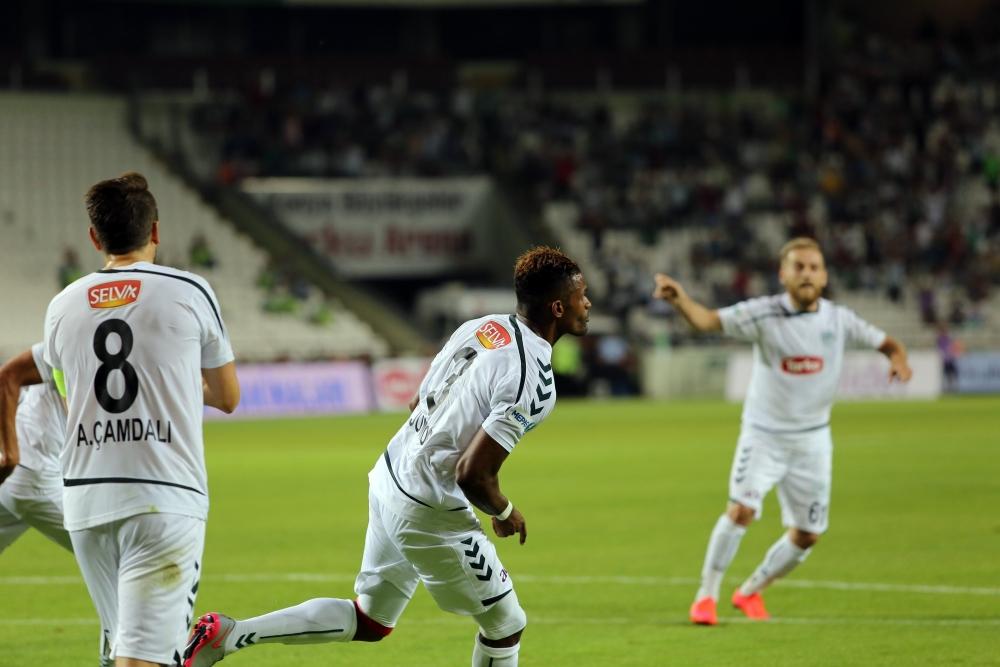 Torku Konyaspor-Akhisar Belediyespor: 1-1 21