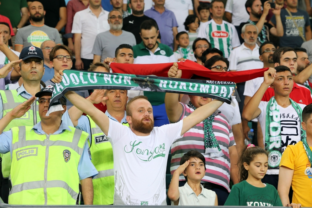 Torku Konyaspor-Akhisar Belediyespor: 1-1 22