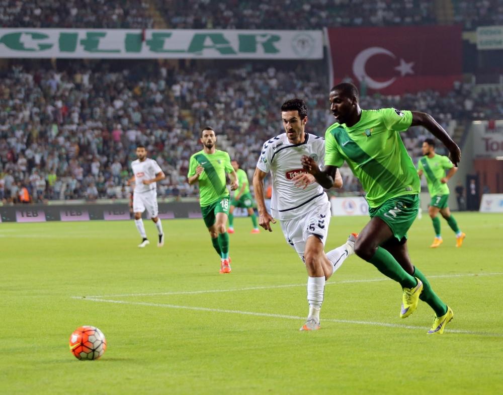 Torku Konyaspor-Akhisar Belediyespor: 1-1 30