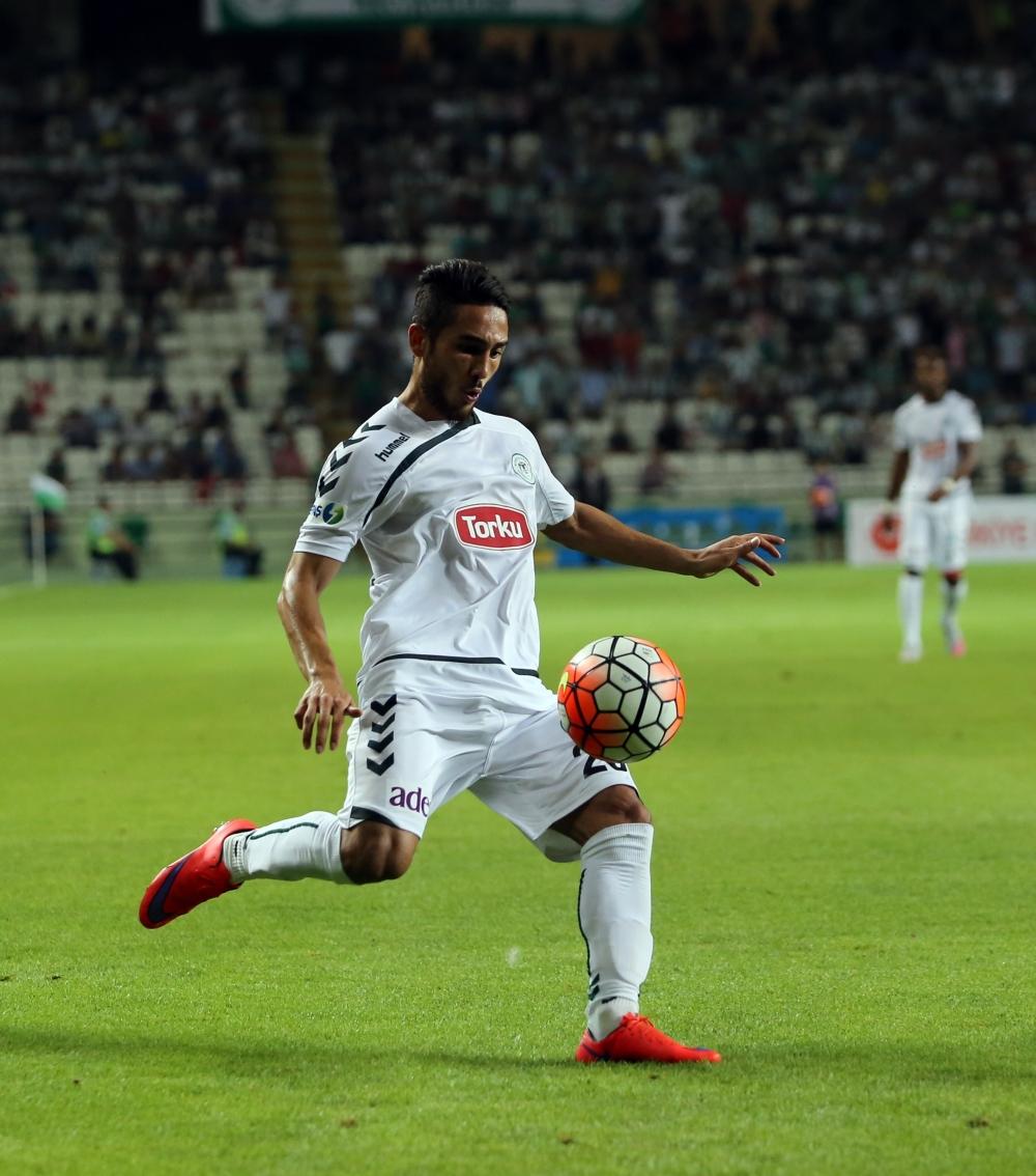 Torku Konyaspor-Akhisar Belediyespor: 1-1 41
