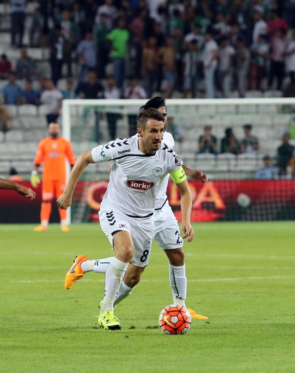 Torku Konyaspor-Akhisar Belediyespor: 1-1 5