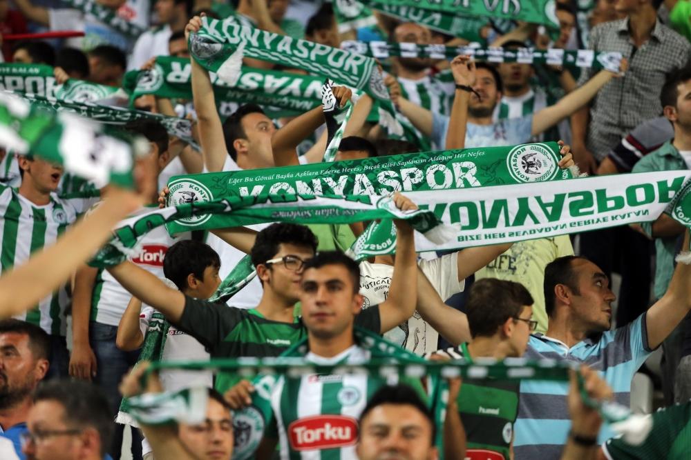 Torku Konyaspor-Akhisar Belediyespor: 1-1 8