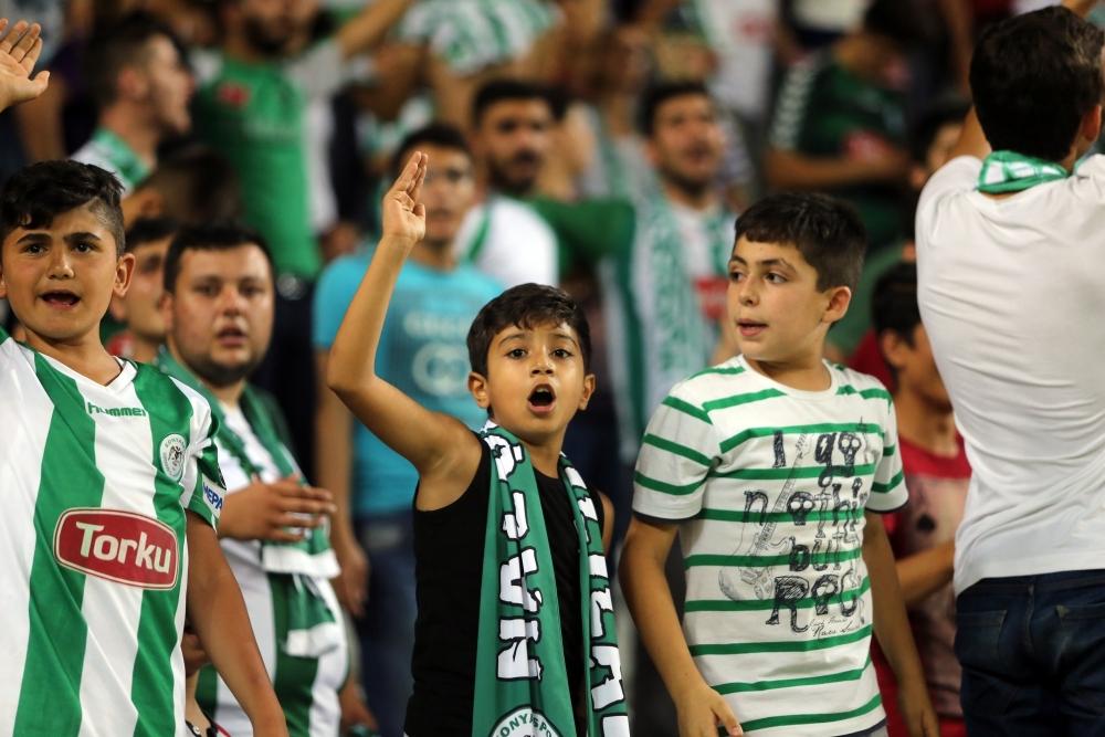 Torku Konyaspor-Akhisar Belediyespor: 1-1 9