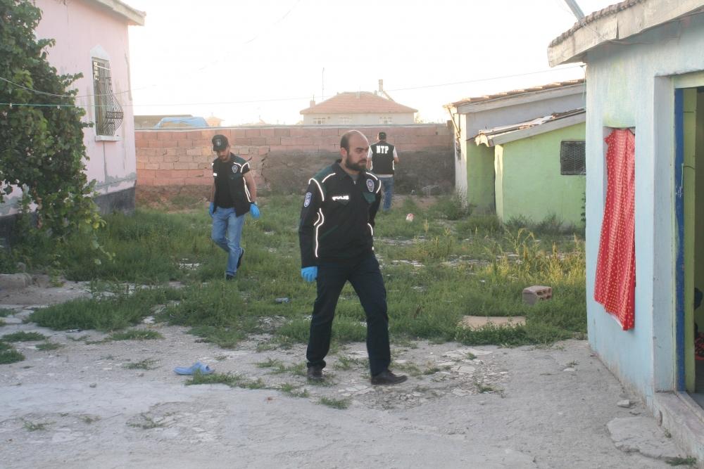 Konya'da uyuşturucu operasyonu 11
