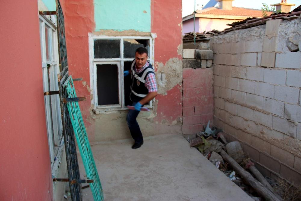 Konya'da uyuşturucu operasyonu 12