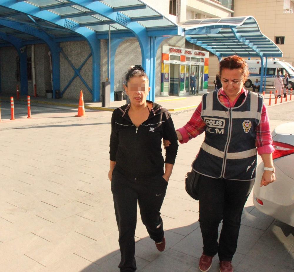 Konya'da uyuşturucu operasyonu 2