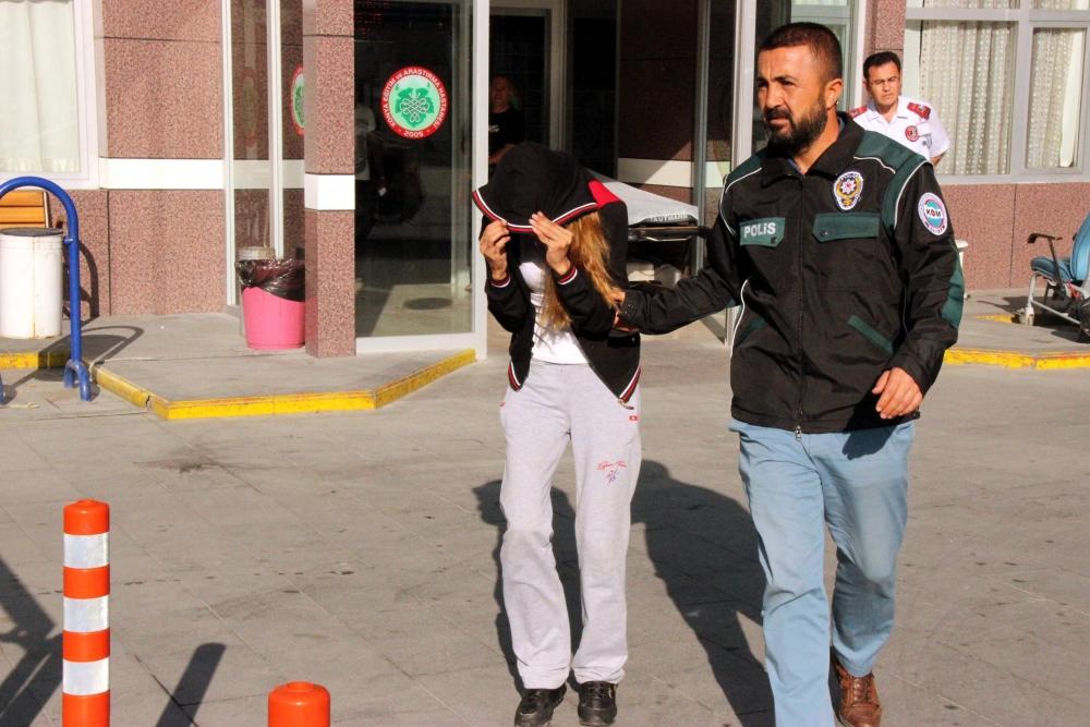 Konya'da uyuşturucu operasyonu 3