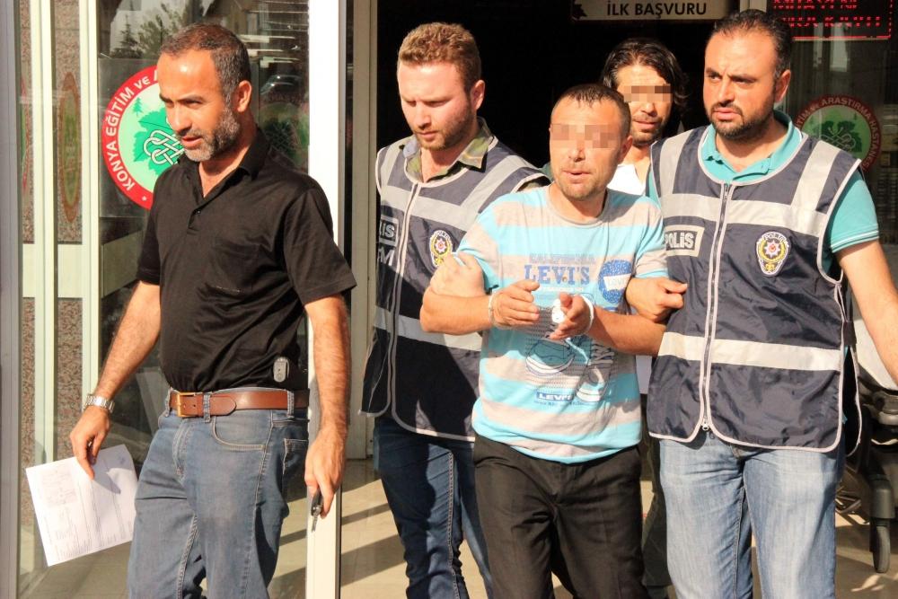 Konya'da uyuşturucu operasyonu 4