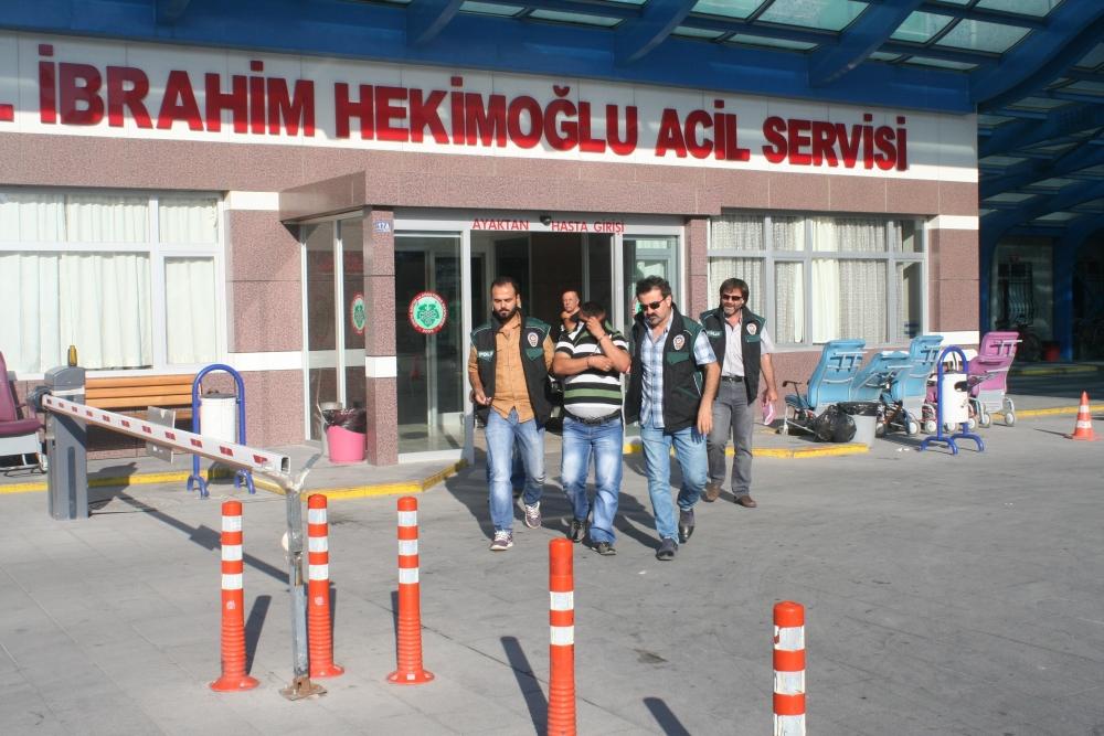 Konya'da uyuşturucu operasyonu 5