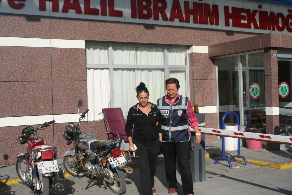 Konya'da uyuşturucu operasyonu 7