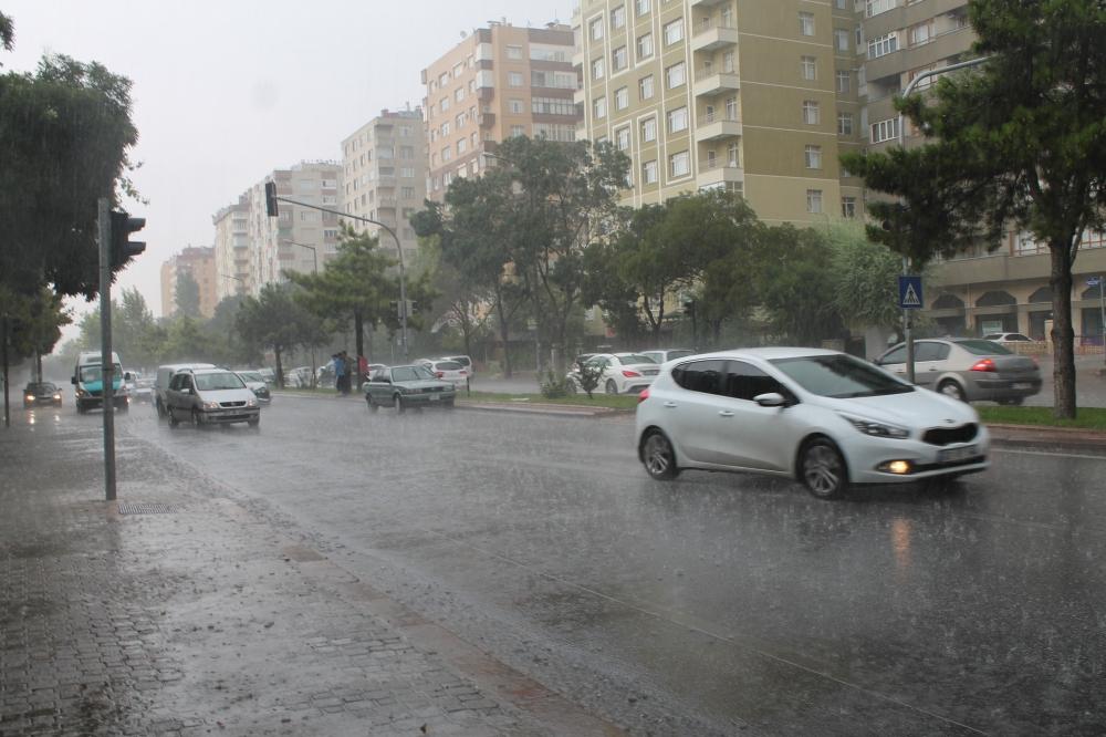 Yağmur serinletti 10