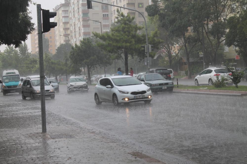 Yağmur serinletti 6