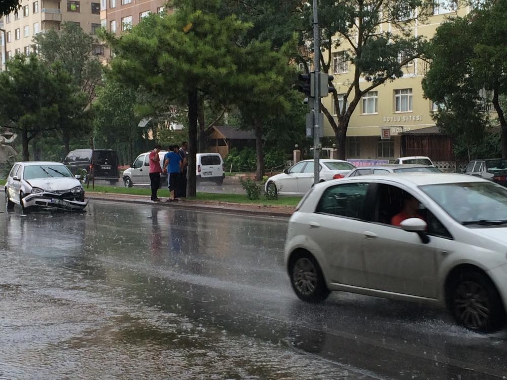 Yağmur serinletti 8