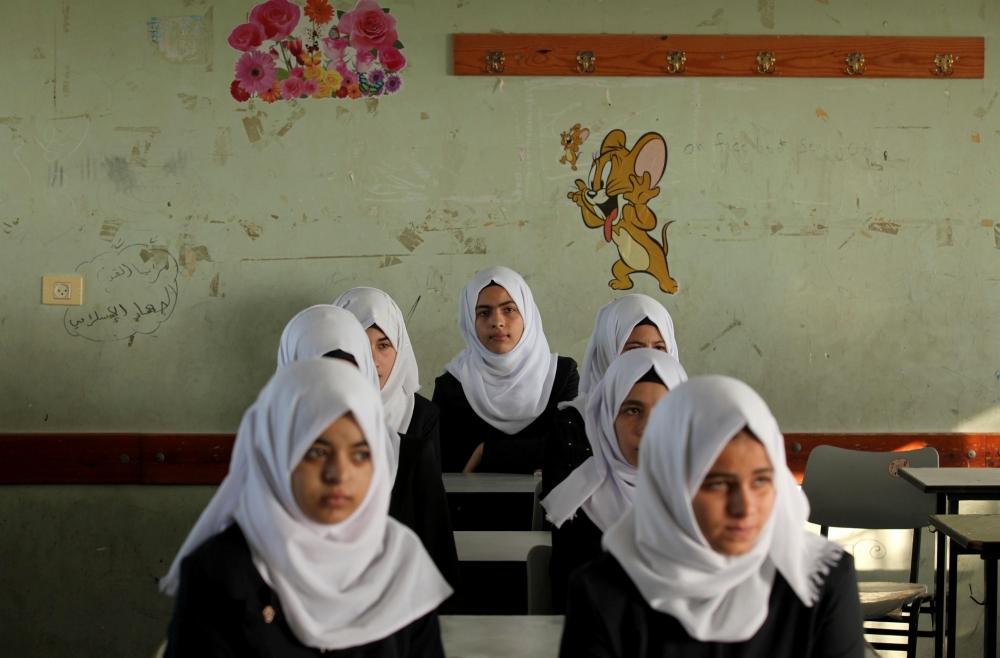 Filistin'de yeni eğitim-öğretim yılı başladı 10