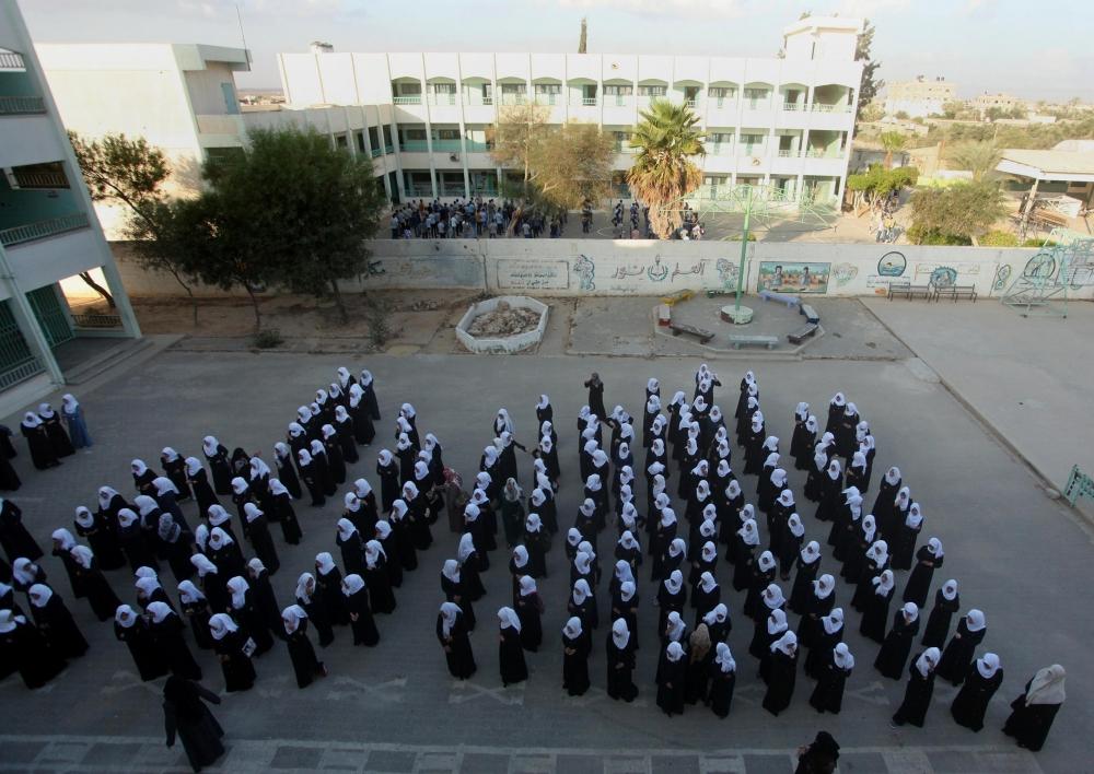 Filistin'de yeni eğitim-öğretim yılı başladı 3