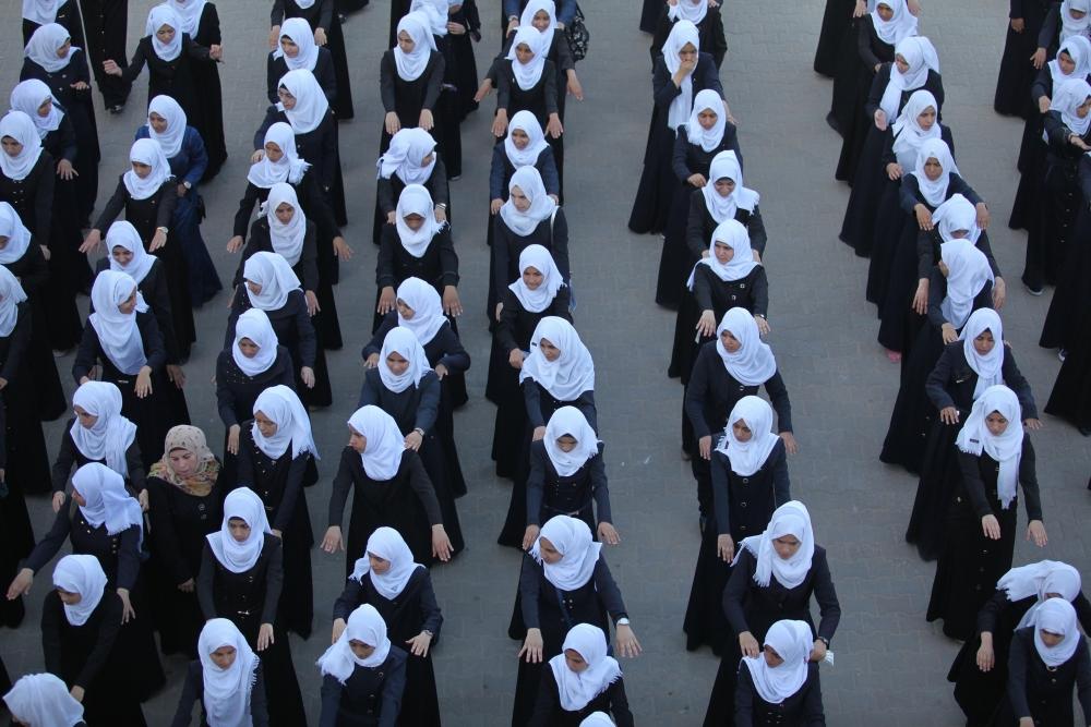 Filistin'de yeni eğitim-öğretim yılı başladı 5