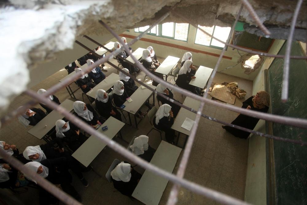 Filistin'de yeni eğitim-öğretim yılı başladı 6
