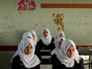 Filistin'de yeni eğitim-öğretim yılı başladı