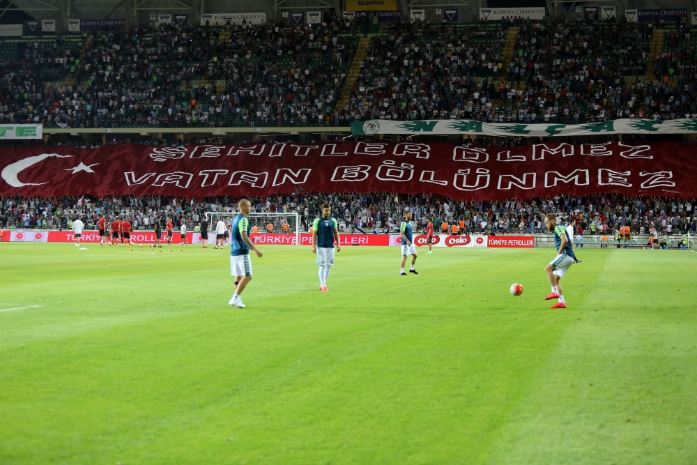 Torku Konyaspor: 1 Galatasaray: 4 1