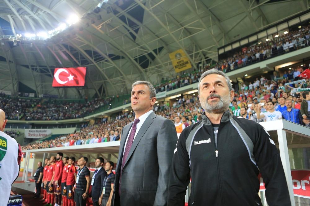 Torku Konyaspor: 1 Galatasaray: 4 12