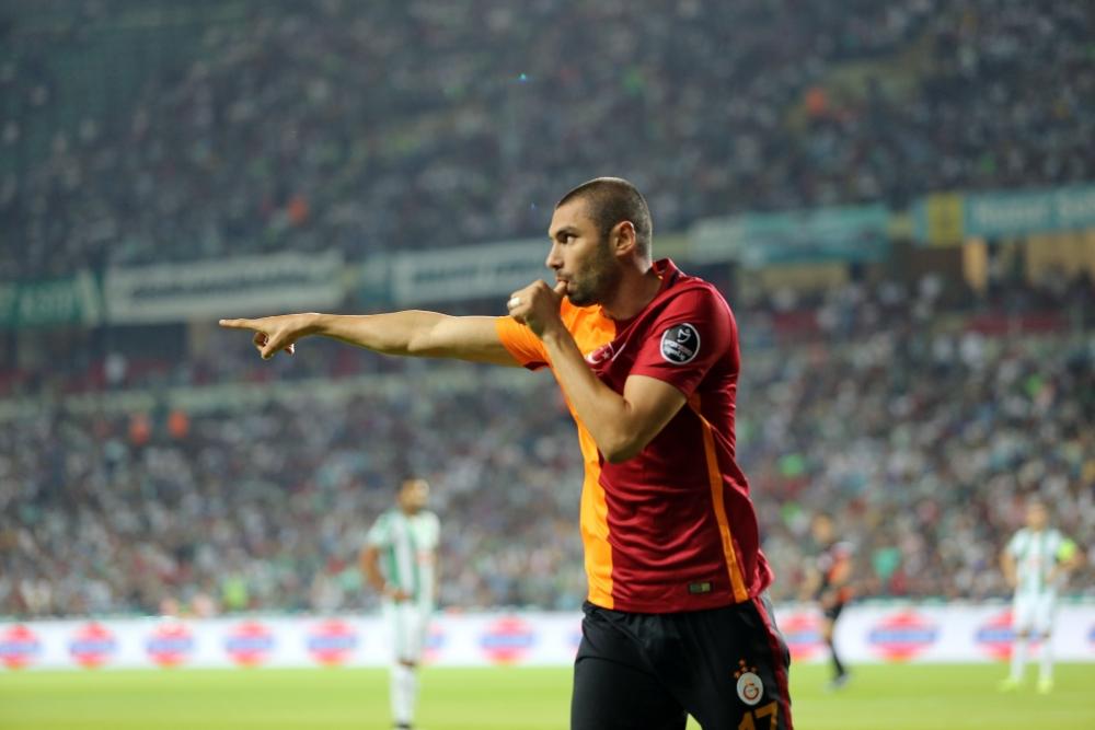 Torku Konyaspor: 1 Galatasaray: 4 16