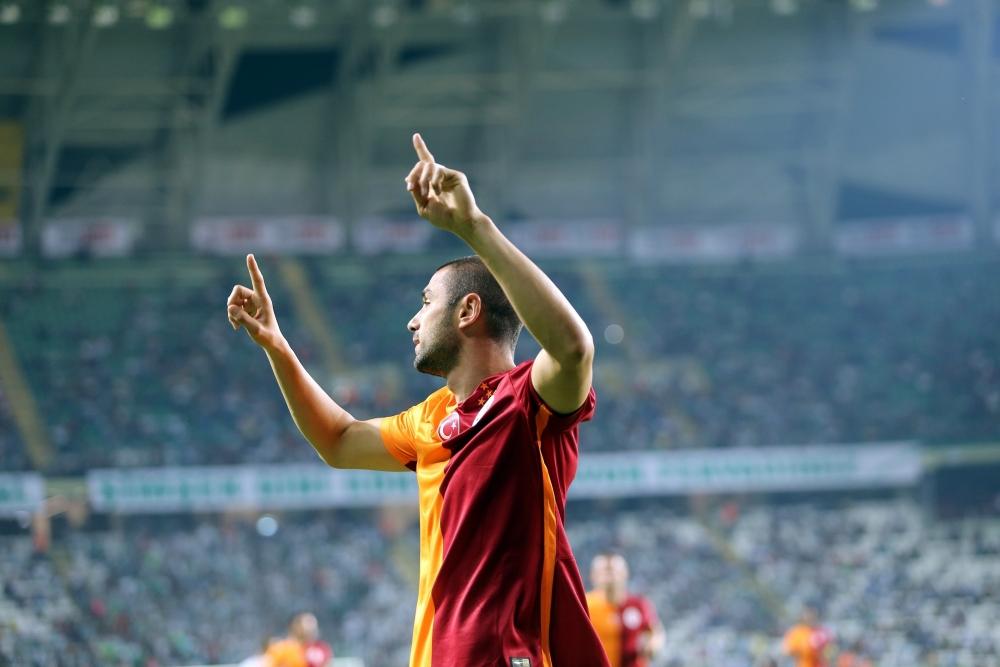 Torku Konyaspor: 1 Galatasaray: 4 17