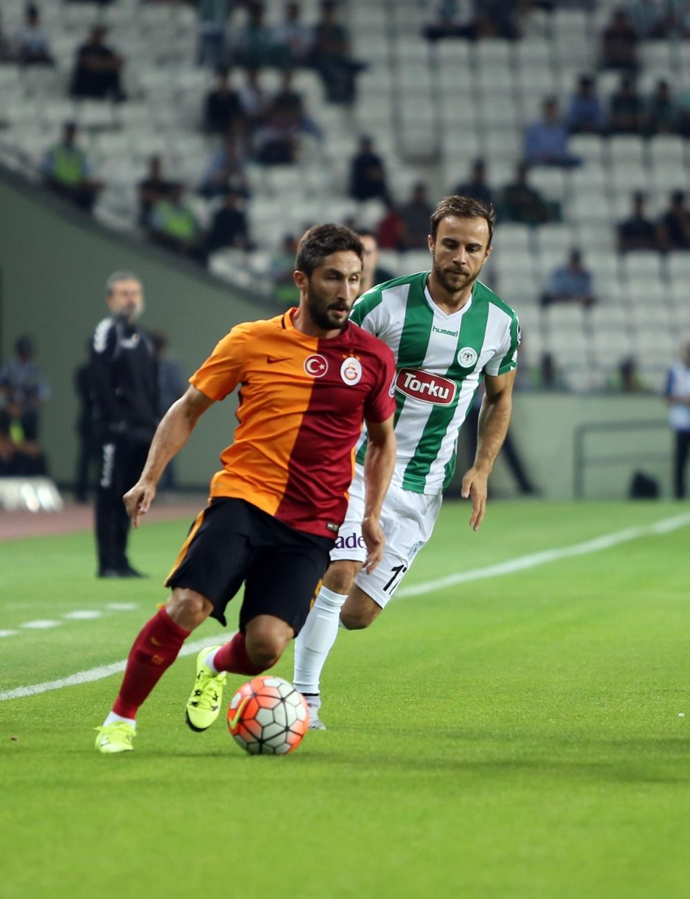 Torku Konyaspor: 1 Galatasaray: 4 23