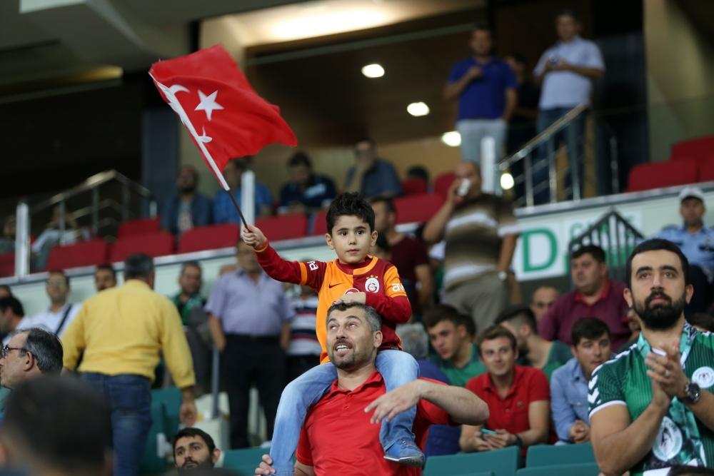 Torku Konyaspor: 1 Galatasaray: 4 26