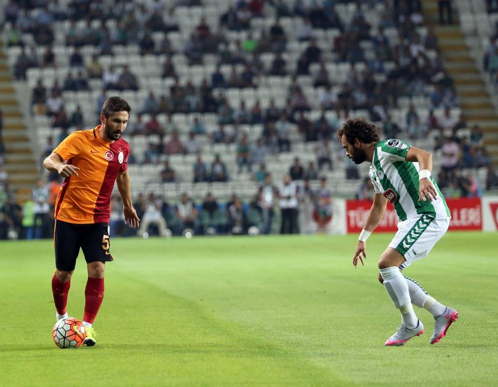 Torku Konyaspor: 1 Galatasaray: 4 27