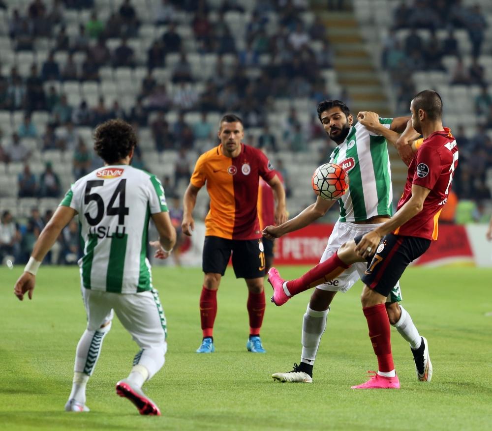 Torku Konyaspor: 1 Galatasaray: 4 28