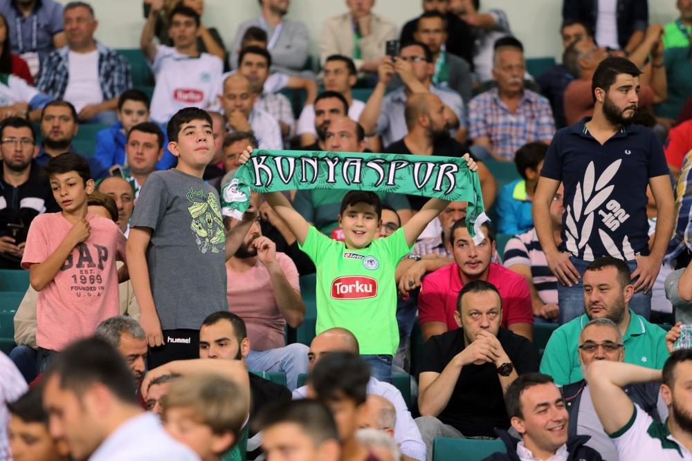Torku Konyaspor: 1 Galatasaray: 4 29