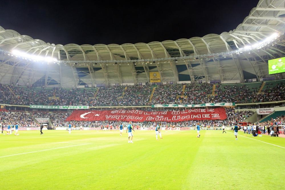 Torku Konyaspor: 1 Galatasaray: 4 3
