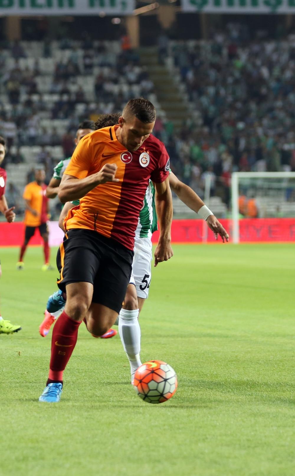 Torku Konyaspor: 1 Galatasaray: 4 32