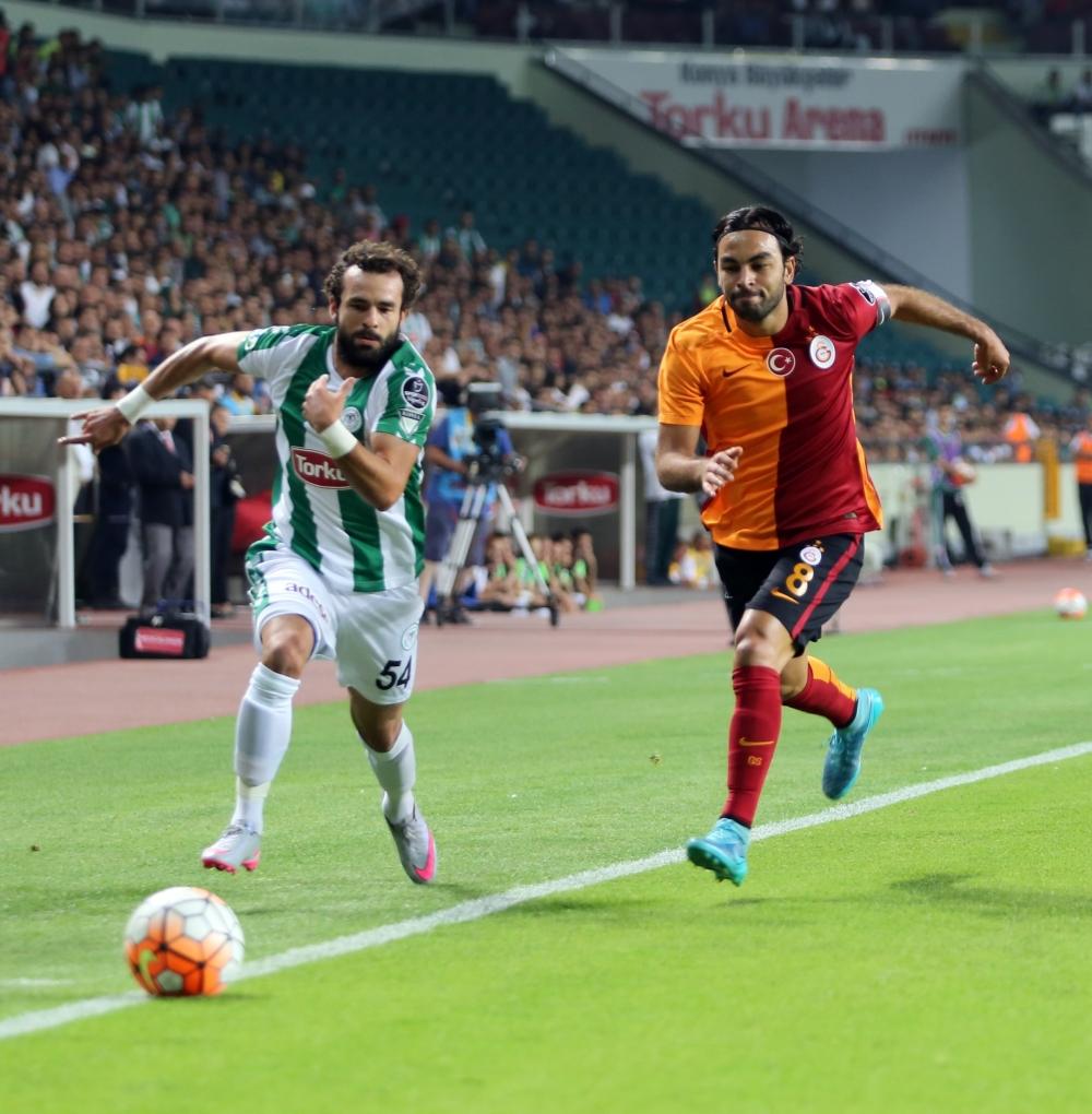 Torku Konyaspor: 1 Galatasaray: 4 33