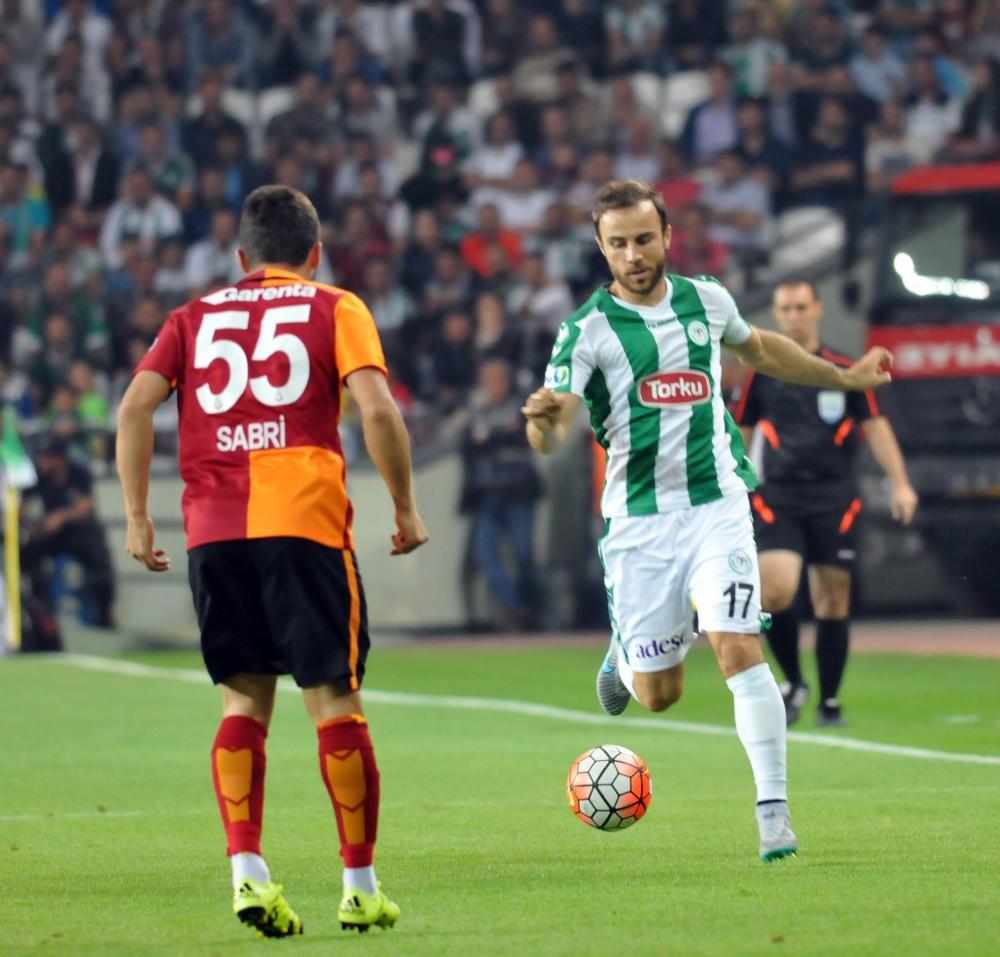 Torku Konyaspor: 1 Galatasaray: 4 34