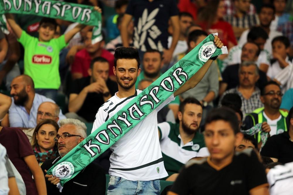 Torku Konyaspor: 1 Galatasaray: 4 37