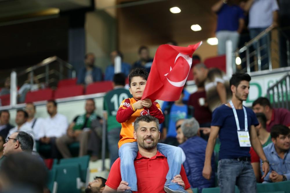 Torku Konyaspor: 1 Galatasaray: 4 38