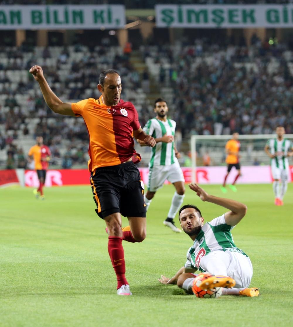 Torku Konyaspor: 1 Galatasaray: 4 39