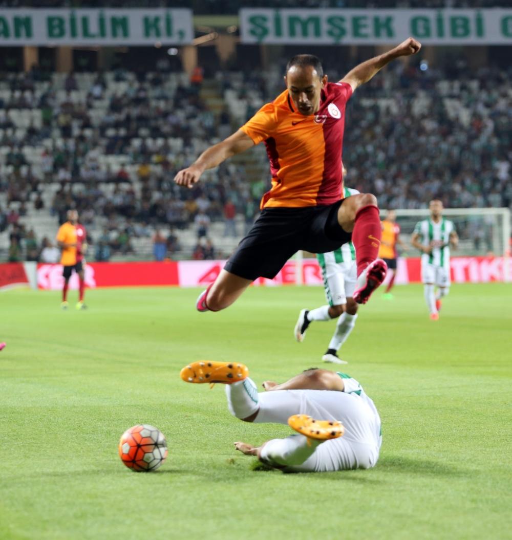 Torku Konyaspor: 1 Galatasaray: 4 40