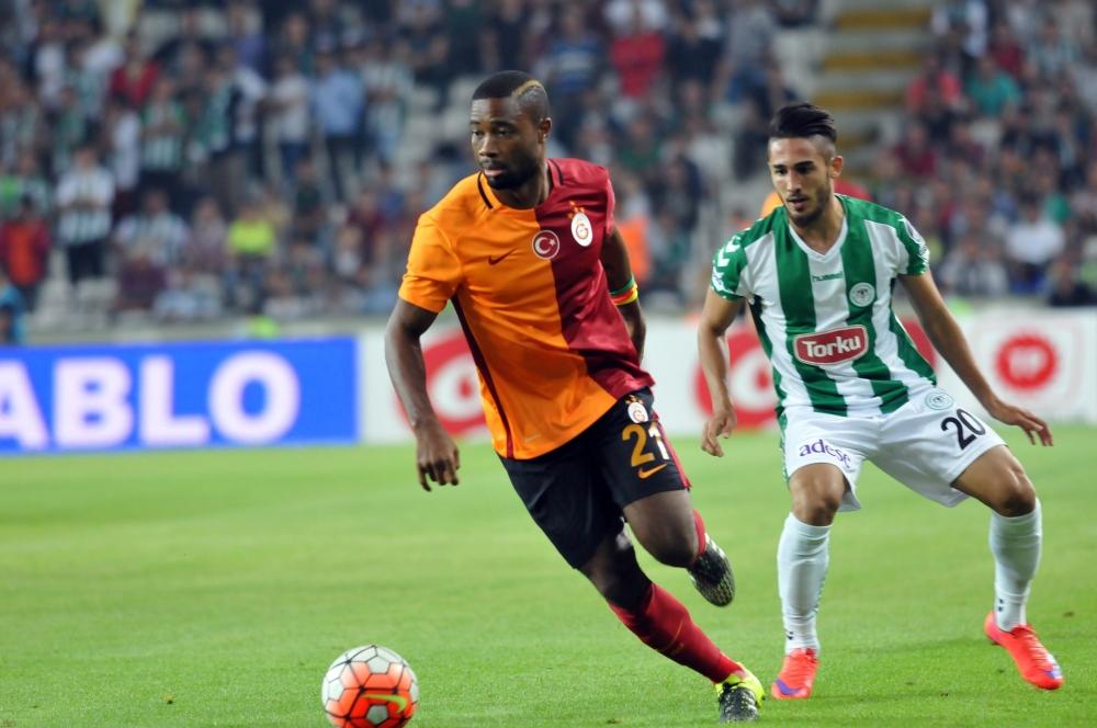 Torku Konyaspor: 1 Galatasaray: 4 41