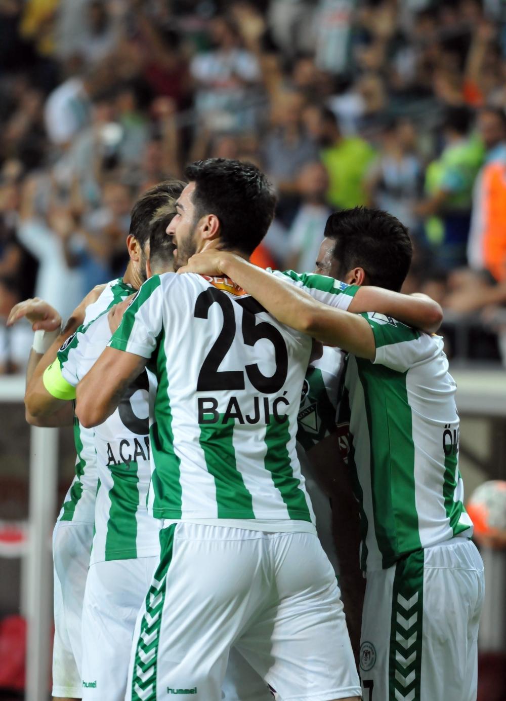 Torku Konyaspor: 1 Galatasaray: 4 42