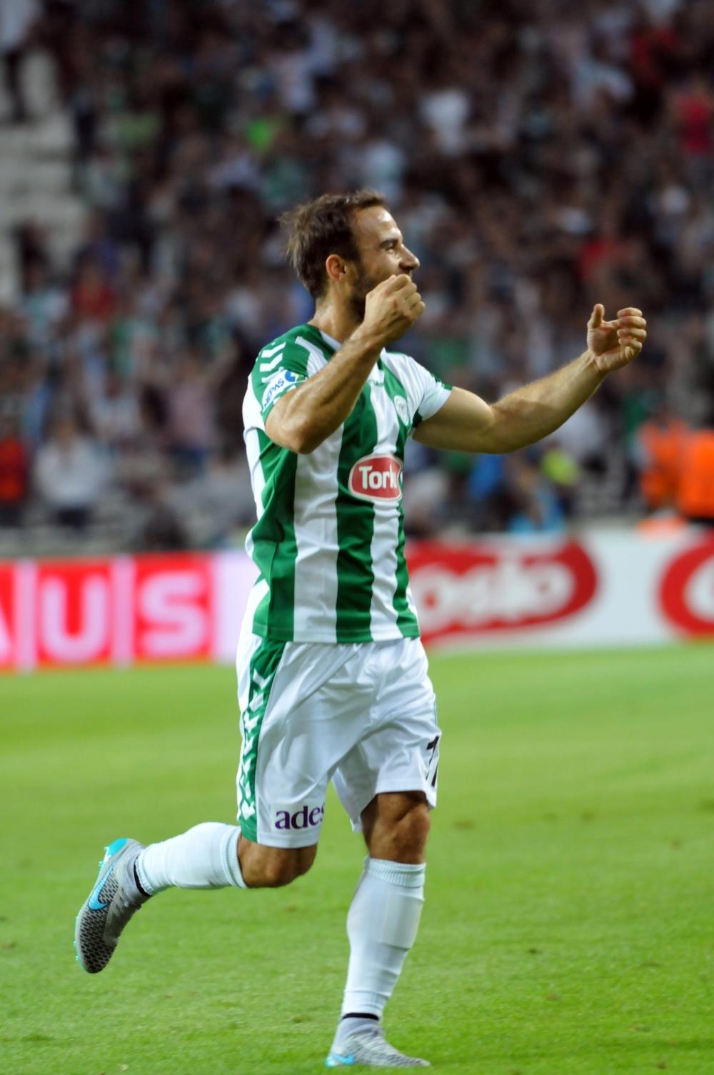 Torku Konyaspor: 1 Galatasaray: 4 44