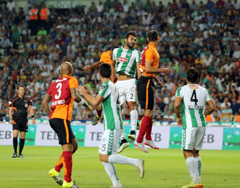 Torku Konyaspor: 1 Galatasaray: 4 48